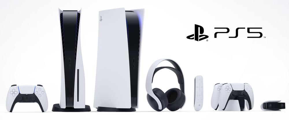 Playstation 5 a příslušenství