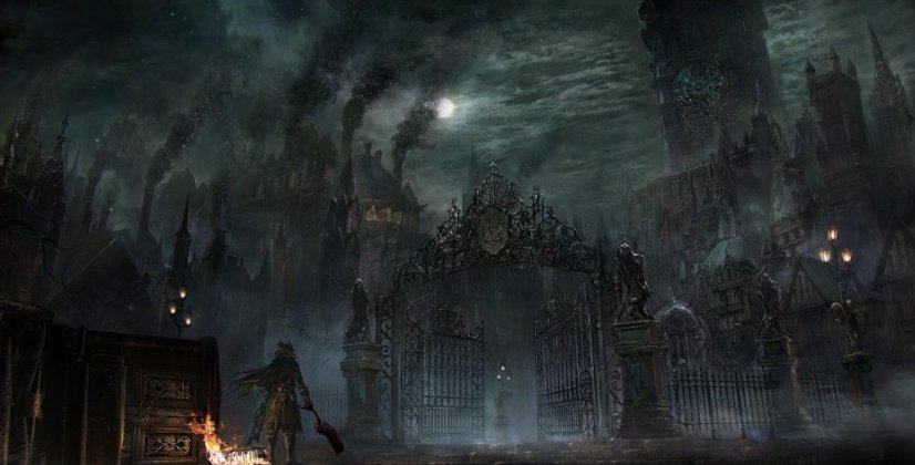 Bloodborne - PS Hits (PS4)