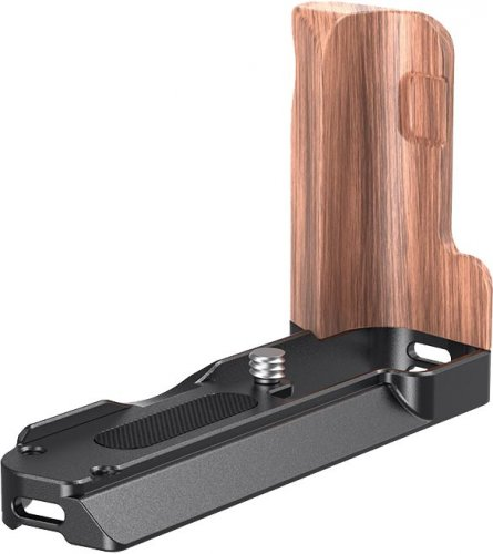 SmallRig 2467 L-Grip Wooden for RX100 III-VII
